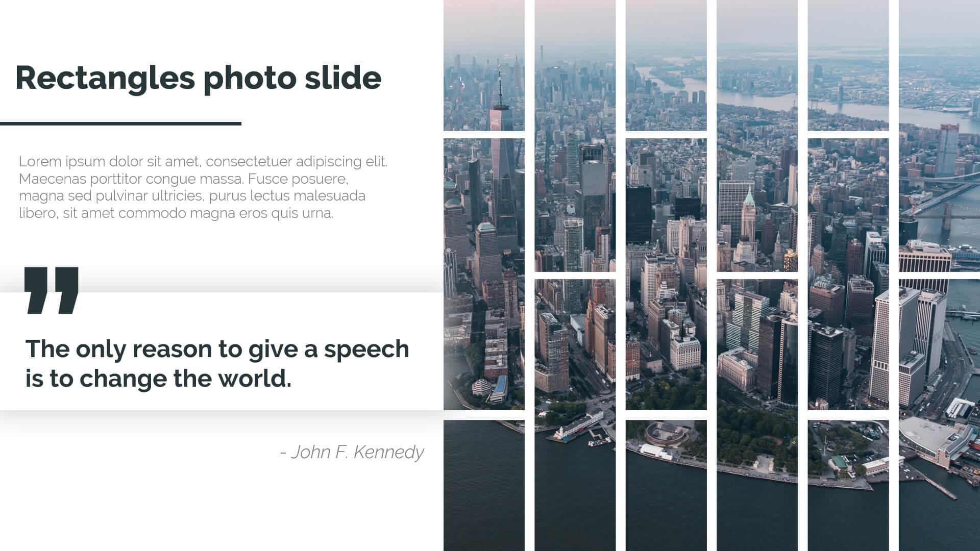 Modern PowerPoint Design