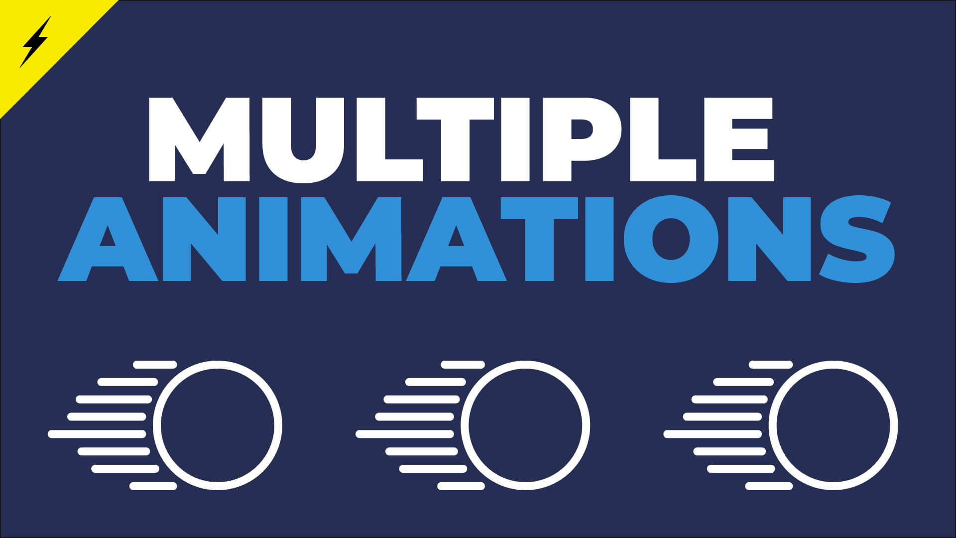 multiple animations